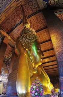 Reclining Boeddha