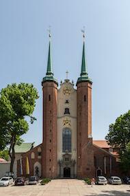 De Oliwa Kathedraal