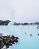 Blauen Lagune