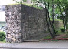 Stadsmuren van Aken