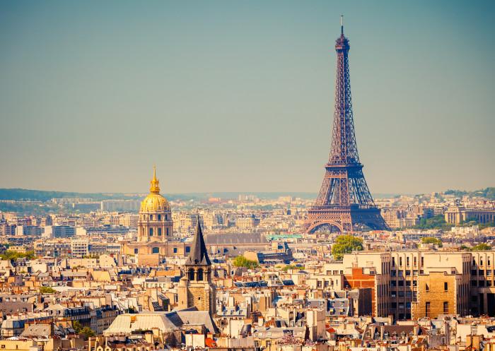 Danskerne holder påske i Paris