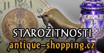 Starožitnosti - Antique-Shopping.cz