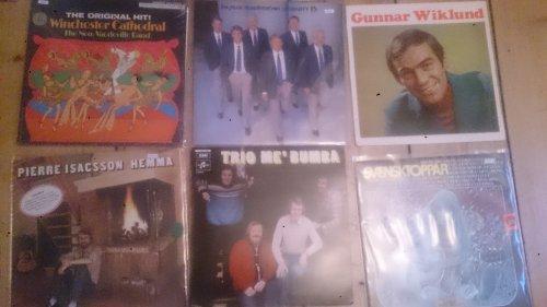 Saxparty, Gunnar Wiklund, Pierre Isacsson, Trio me' bumba