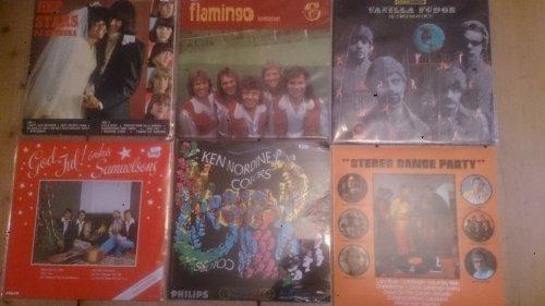 Hep Stars, Flamingokvintetten, Vanilla Fudge, Samuelsons, Ken Nordine