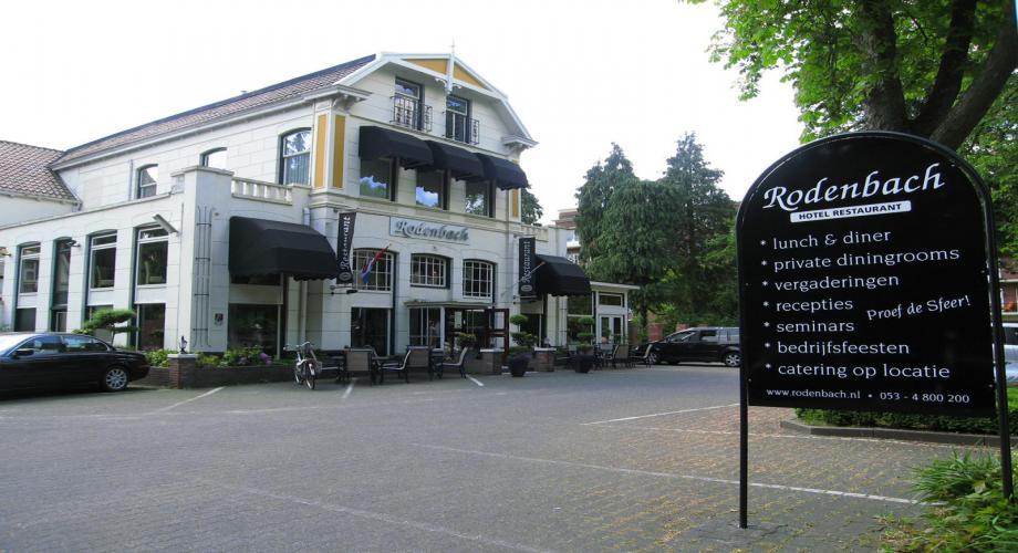 Welkom bij Hotel Rodenbach!