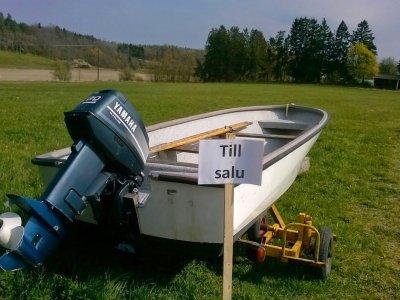 Båt säljes