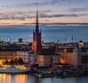 Romantisk Weekend i Stockholm