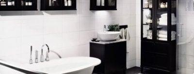 Nyrenoverat badrum av NG Nilsson