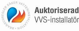 Auktoriserad VVS-installatör