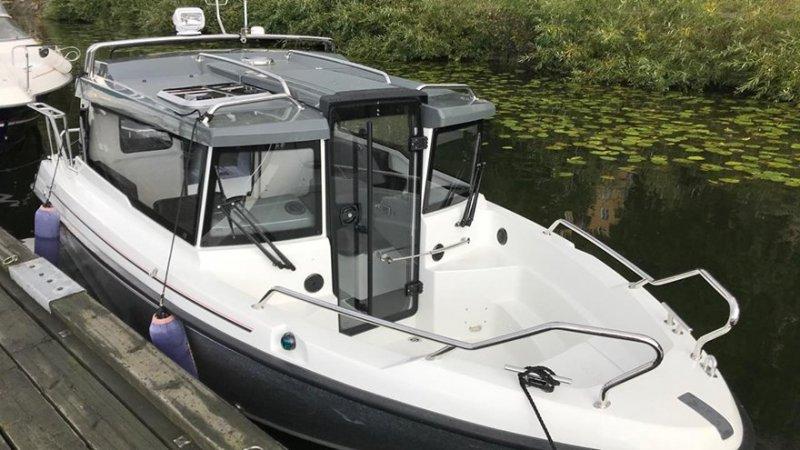 På vår marina kan du köpa och sälja båt i Nyköping.