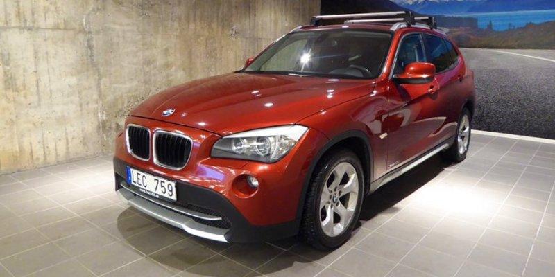 BMV på vårt lager om du vill sälja bil i Sundsvall och köpa ny!