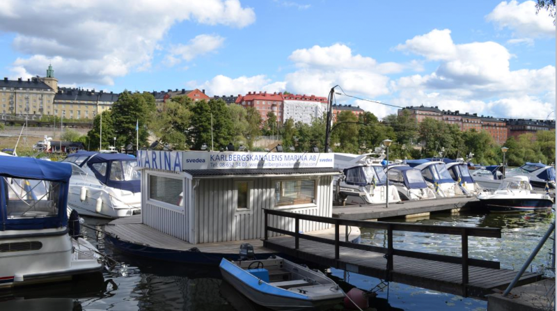 Vi har arbetat med båtförmedling sedan 1968.