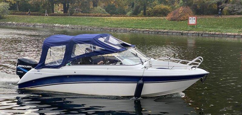 Med oss är det enkelt och tryggt att köpa och sälja båt i Gävle.