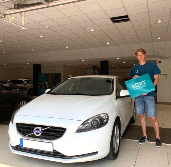 Sälj bil i Karlstad genom s.k. försäljningsuppdrag.