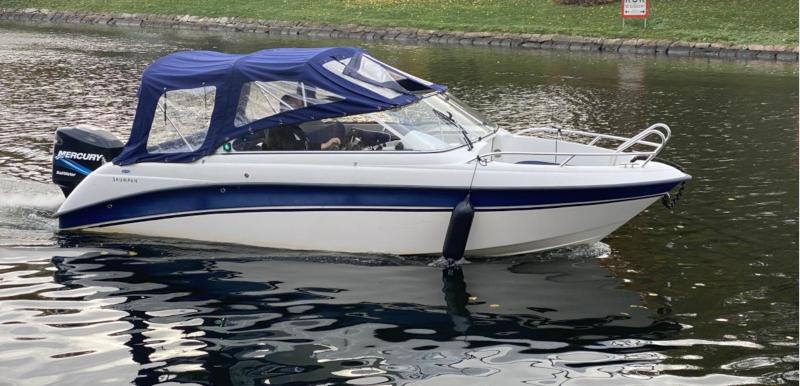 Vi hjälper dig sälja båt i Västerås.