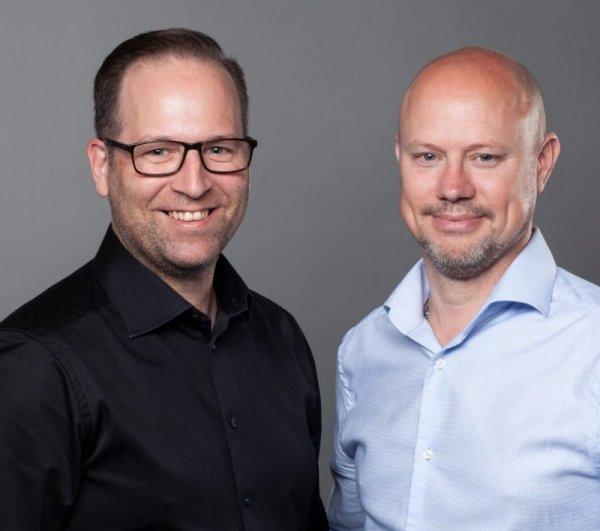 Jonathan och Nico – Din bilpartner i Nyköping.