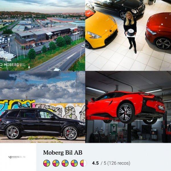 Vi hjälper dig när du vill sälja bil i Halmstad!