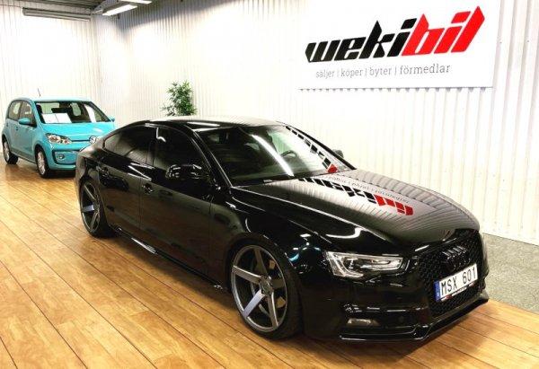 Förmedla din bil genom oss när du vill sälja i Nyköping.