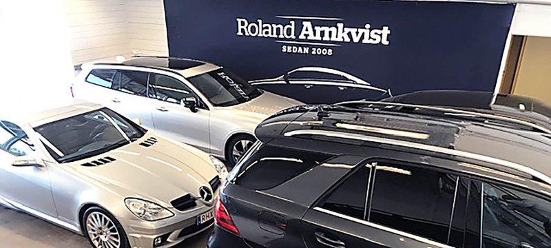 VI har ett stort lager så att vi kan sälja bil i Umeå.