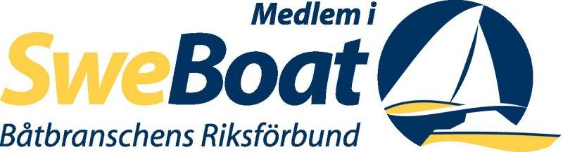 Vi är medlemmar i Sweboat, vilket gör det tryggt att köpa och sälja båt i Stockholm.
