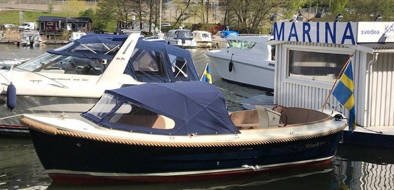 På vår marina kan du köpa och sälja båt i Stockholm.