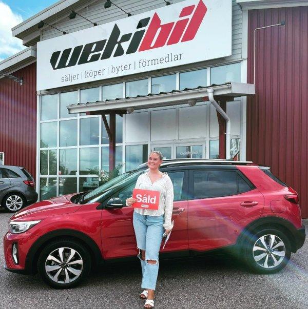 En privatperson som valt att sälja bil i Nyköping till oss.