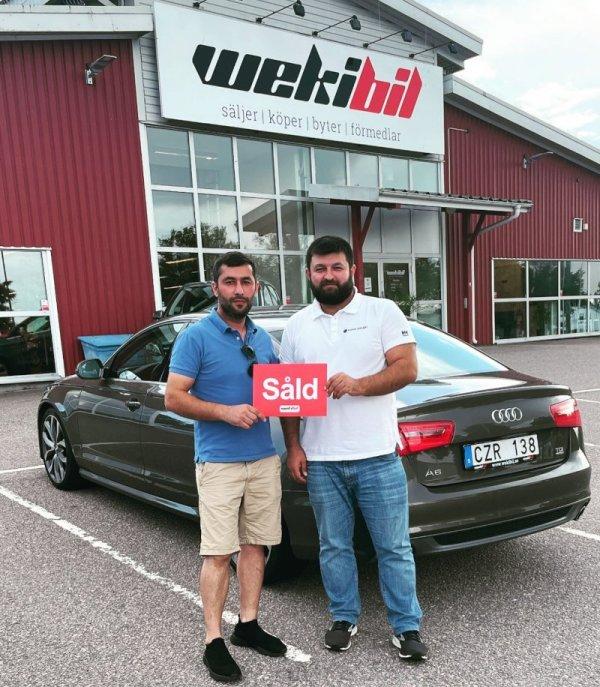Många har valt att sälja bil i Nyköping till oss!