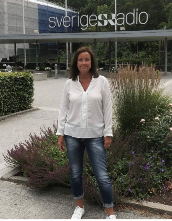 Sussane Siggelin - auktoriserad samtalsterapeut och ägare till Samtal i Centrum.