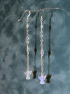 Beaded Christian Earrings - Crosses & Angels
