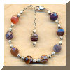 Click here for more Gemstone Bracelets like this!