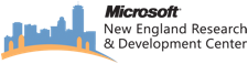 Microsoft New England Research and Development