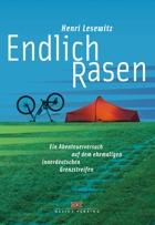 Endlich Rasen Buchcover Henri Lesewitz