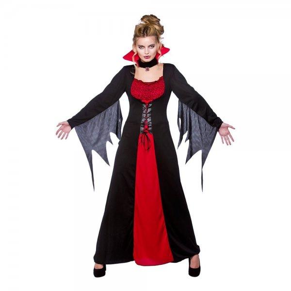 Sexig vampyrdräkt