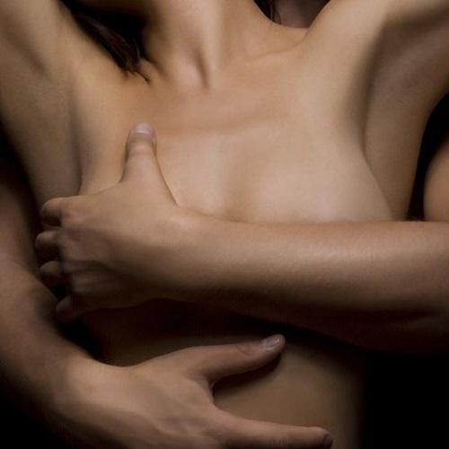Bästa och skönaste bröstmassagen.
