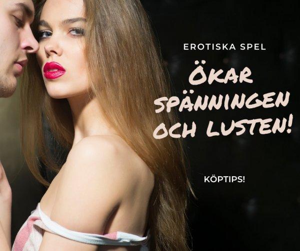 SEXLEKSAKSGUIDEN tipsar om de bästa erotiska vuxenspelen.