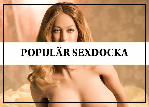 Populär sexdocka.