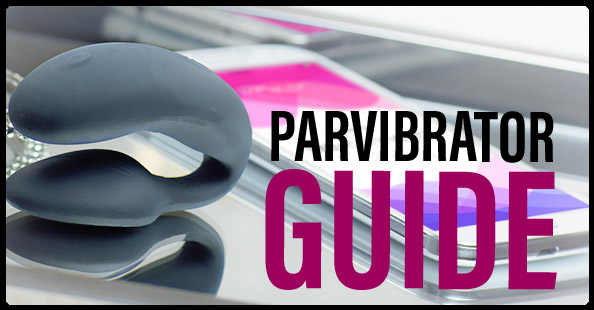 Guide parvibrator
