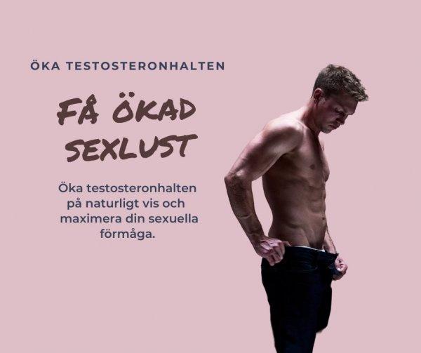 12 tips som ökar testosteronhalten.