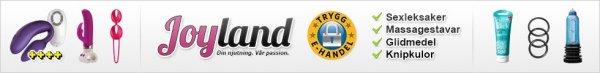 Lufttrycksvibratorer hos Joyland