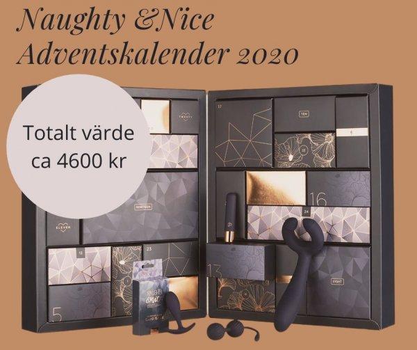 Naughty and Nice adventskalender 2020