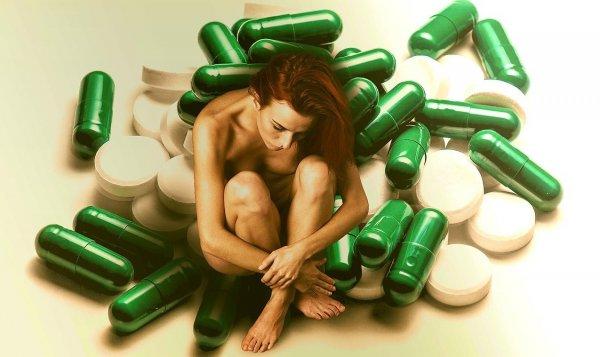 Medicin kan påverka sexlusten negativt.