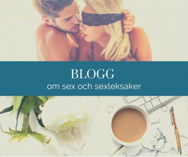 Sexleksaksguiden blogg.