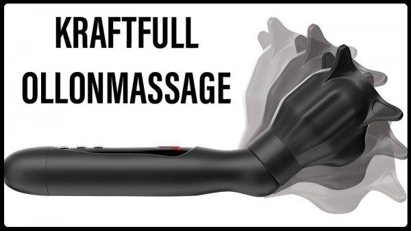 Bra sexleksak för män - Elite Vibrating Roto-Sucker