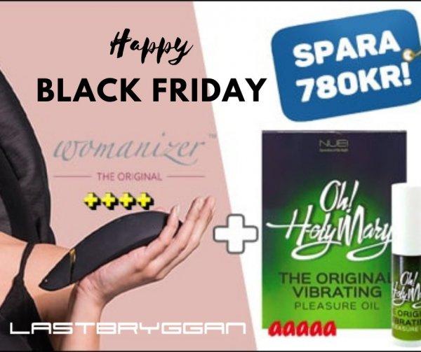 Black Friday sexleksaker