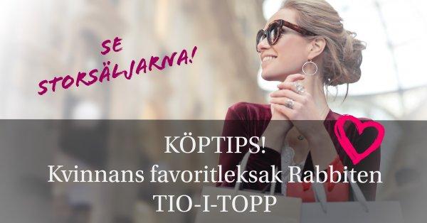 TOPP TIO - Bästa rabbit-stavarna!