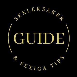 Sexleksaksguiden och sexiga tips