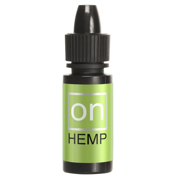 ON Hemp Arousal oil