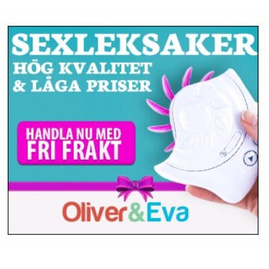 Köp sexleksaker hos Oliver o Ewa.
