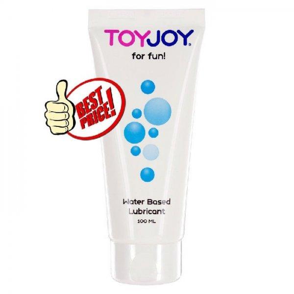 Billigt och bra glidmedel från Toy Joy