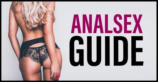 Guide om analsex.